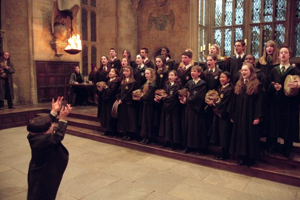 Le ciné-concert «Harry Potter et le prisonnier d'Azkaban» à la Place des Arts