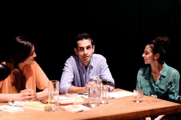 «Non finito» de la compagnie Système Kangourou au Théâtre Aux Écuries lors du FTA