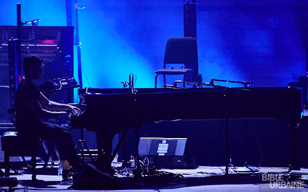 Jean-Michel Blais avec Ólafur Arnalds à la Maison symphonique de Montréal