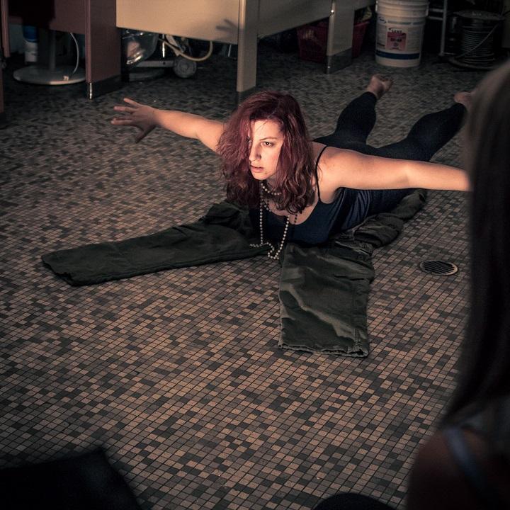 «Nos luttes morcelées» du Théâtre de l'Odyssée à l'école primaire Élan