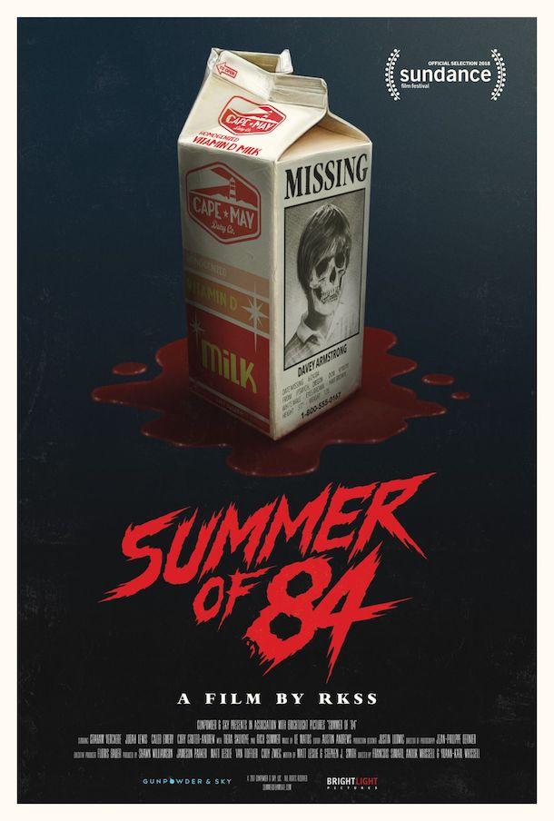 «Summer of 84» de RKSS présenté en première canadienne lors de Fantasia 2018