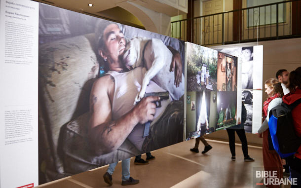 L'édition 2018 du World Press Photo au Marché Bonsecours de Montréal