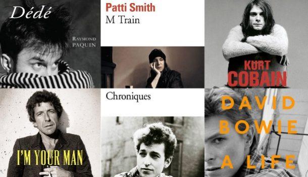 6 biographies géniales et chocs de musiciens célèbres à lire une fois dans sa vie