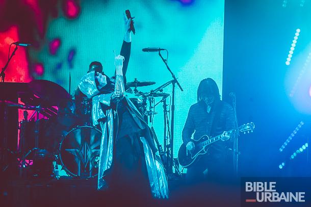 Une leçon de rock'n roll avec The Smashing Pumpkins au Centre Bell