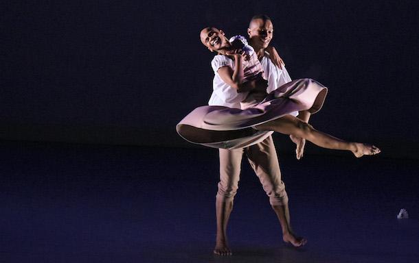 Une version de Giselle par la chorégraphe Dada Masilo