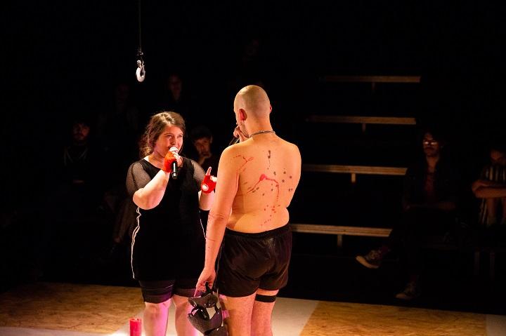 «Kink» de Pascale St-Onge et Frédéric Sasseville-Painchaud au Théâtre Espace Libre