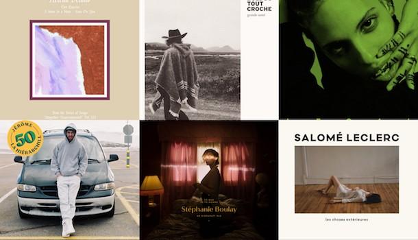 «Ça vient de sortir»: notre playlist Spotify hebdomadaire de nouveautés musicales!