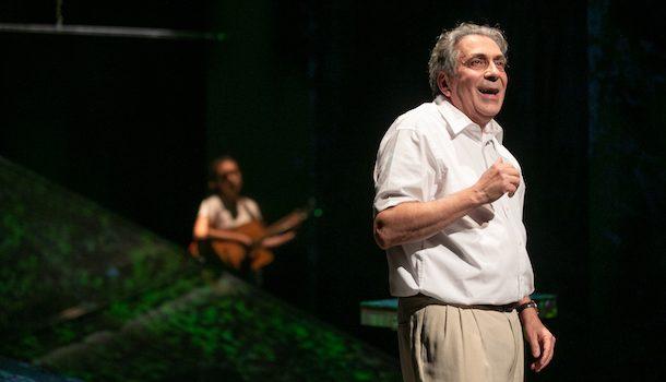 «The Dragonfly of Chicoutimi» au Théâtre la Bordée dans une mise en scène de Patric Saucier