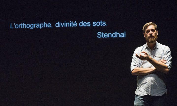 «La convivialité» d'Arnaud Hoedt et Jérôme Piron au Théâtre Denise-Pelletier