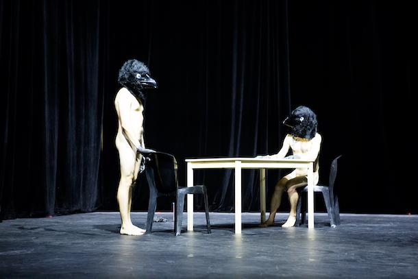 La 3e édition de la Biennale internationale Actoral à l'Usine C: faire voir, faire mouvoir, faire savoir