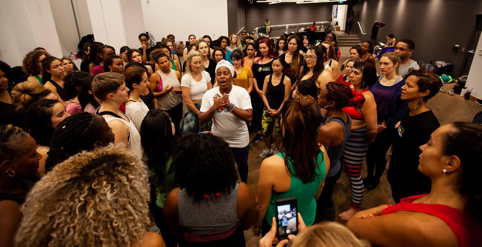 Nous y étions: le Canada Samba Congress par World Arts Connect à Toronto