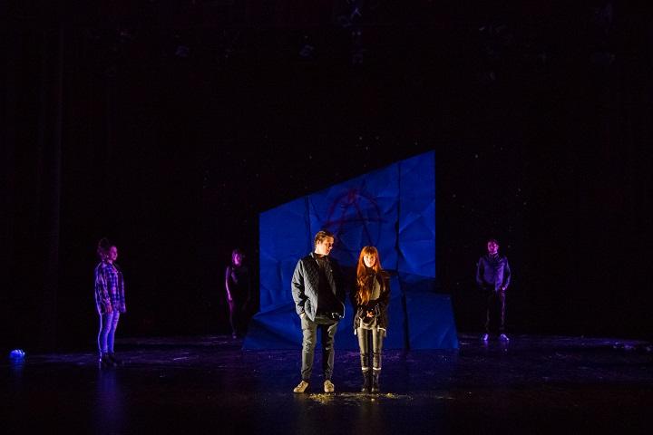 «Temps zéro» de Marc-André Brunet au Théâtre Denise-Pelletier