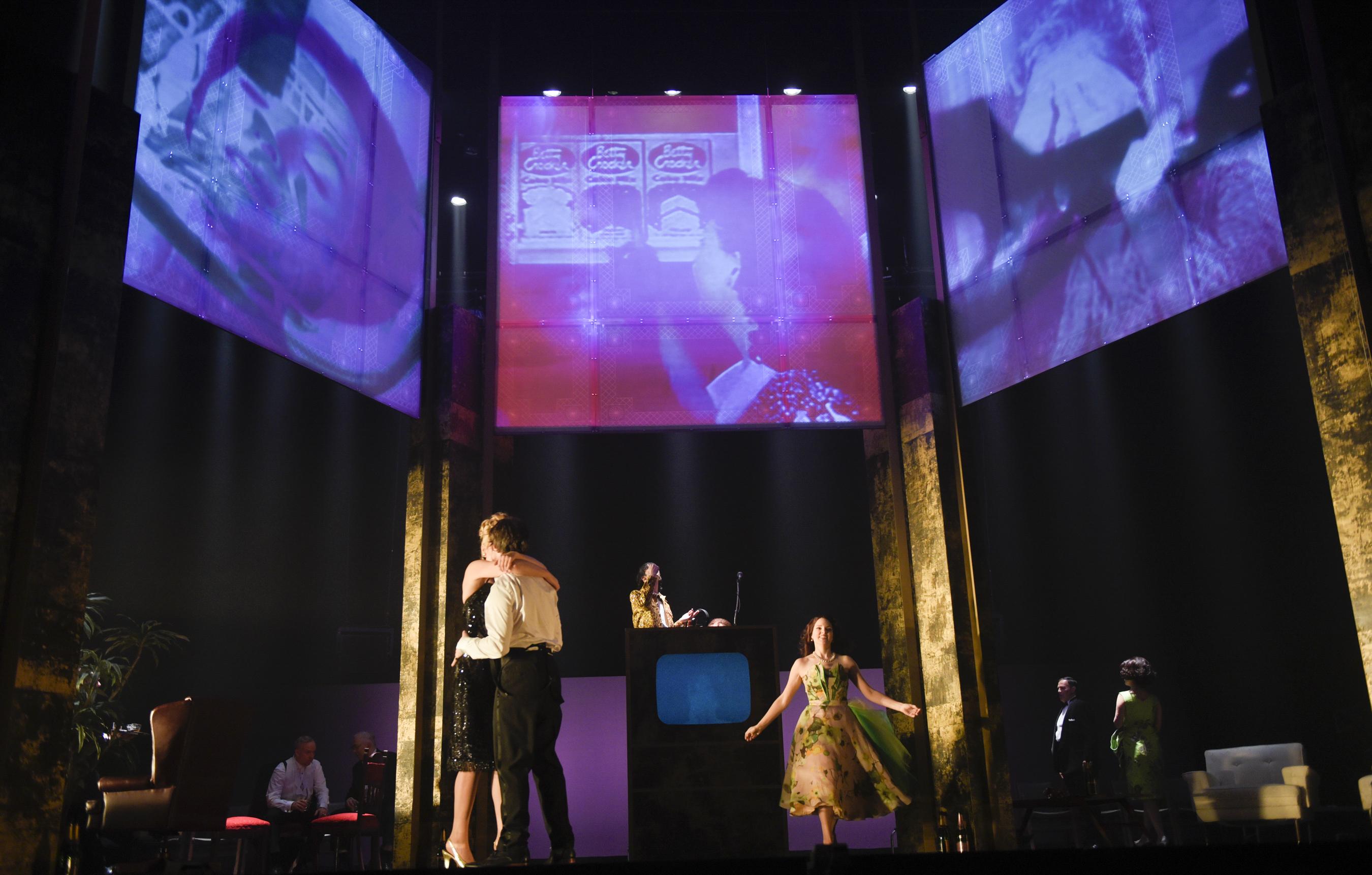 «Bilan» de Marcel Dubé au Théâtre du Nouveau Monde