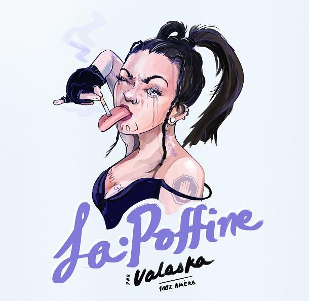 «Dans la peau de…» Valérie Gaudreault de Valaska illustration