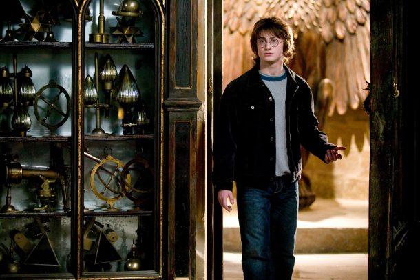 Le ciné-concert «Harry Potter et la Coupe de feu» à la Place des Arts