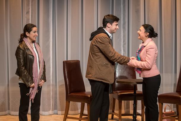 «Comment je suis devenu musulman» au Théâtre de la Bordée