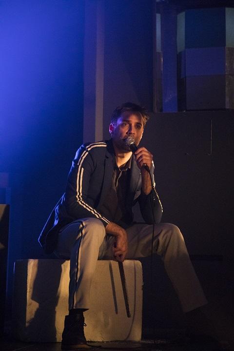 «Nos ghettos» de J-F Nadeau et Stéfan Boucher au Centre du Théâtre d'Aujourd'hui