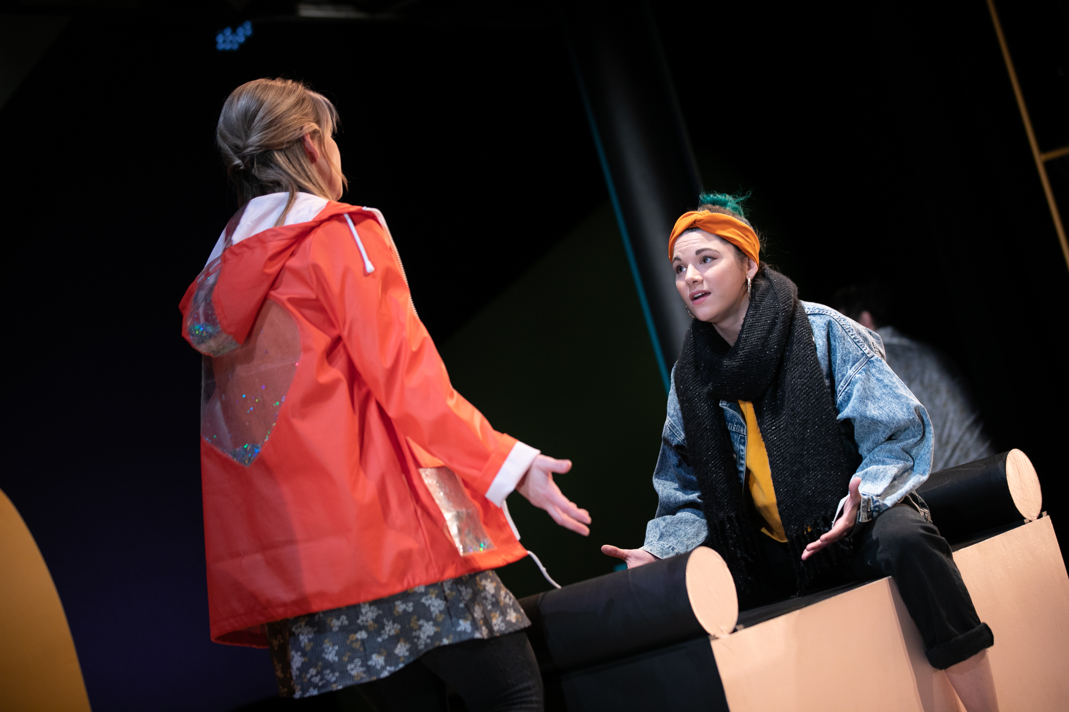 «Rotterdam» au Théâtre La Bordée dans une mise en scène d'Édith Patenaude