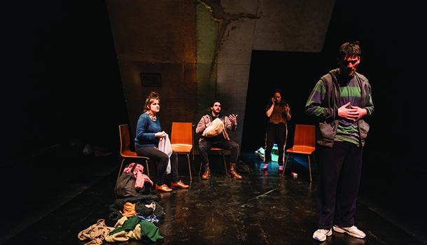 «Les Coleman-Millaire-Fortin-Campbell» au Théâtre Denise-Pelletier