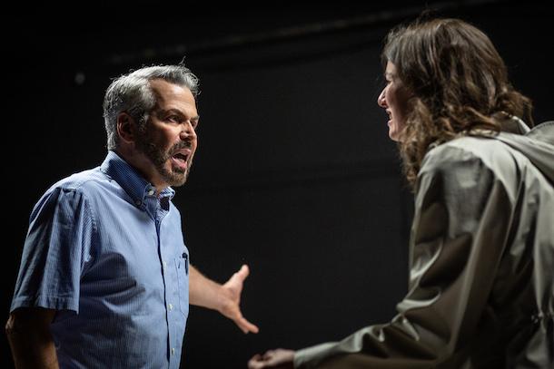 «Blackbird» de David Harrower au Théâtre Premier Acte