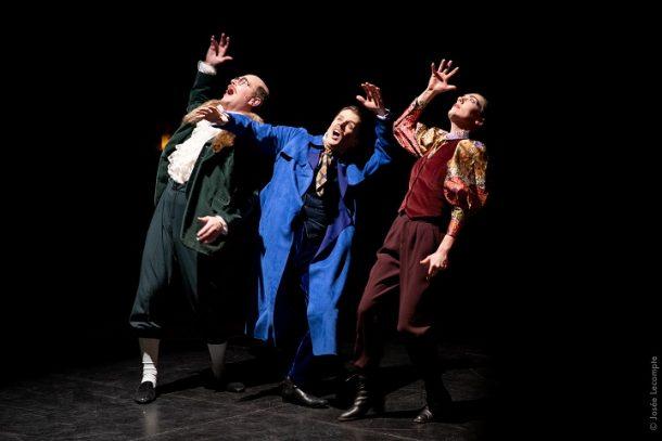 «Le clone est triste» d'Olivier Morin et Guillaume Tremblay au Théâtre Aux Écuries