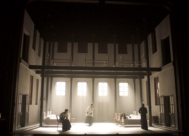 «Dans l'envers du décor»: le concepteur d'éclairages Martin Labrecque