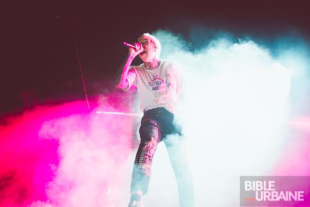 La tournée «amo» de Bring Me the Horizon avec Thrice et Fever 333 à la Place Bell