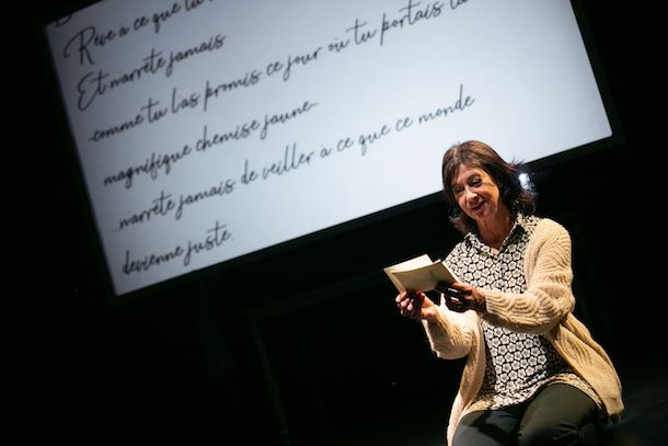 «Maria et les vies rêvées» de la compagnie Ubus Théâtre au Périscope