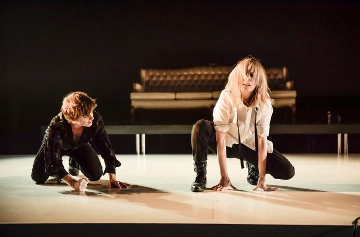 «Parce que la nuit» de Brigitte Haentjens et Dany Boudreault à ESPACE GO