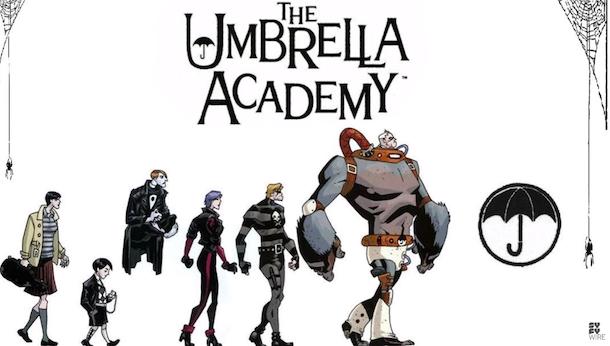 5 raisons de commencer la série «The Umbrella Academy» sur Netflix