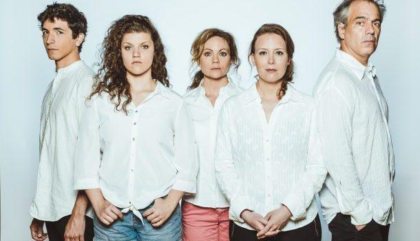 Isabelle Blais et Luce Pelletier nous dévoilent l'idée derrière «Strindberg» à ESPACE GO
