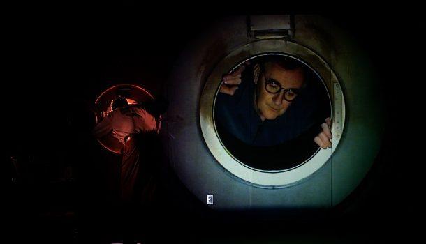 «La Face cachée de la Lune» de Robert Lepage au Théâtre Jean-Duceppe