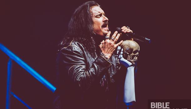 Dream Theater à la Salle Wilfrid-Pelletier de la Place des Arts