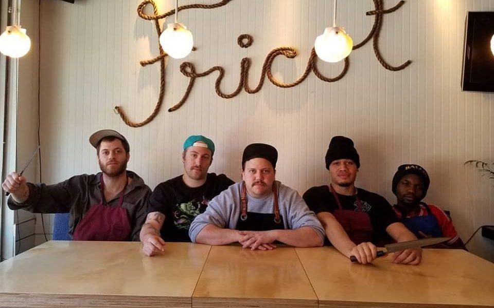 Le Fricot, c'est le restaurant de prédilection pour bien savourer l'été