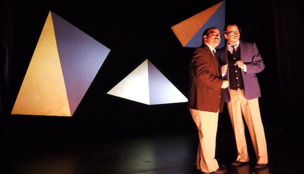 «Dans la peau de…» Olivier Ducas et Francis Monty, cofondateurs du Théâtre de la Pire Espèce