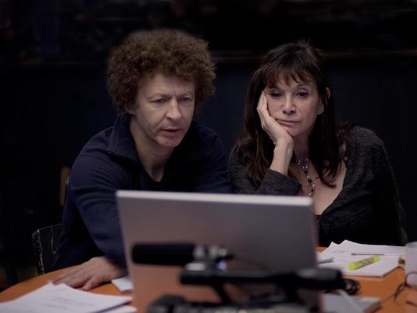 «Digressions et autres détours avant de jouer» de La Fabrique Imaginaire au Carrefour international de théâtre