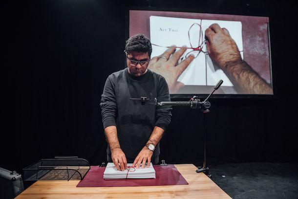 «NASSIM» du dramaturge iranien Nassim Soleimanpour au Carrefour international de théâtre