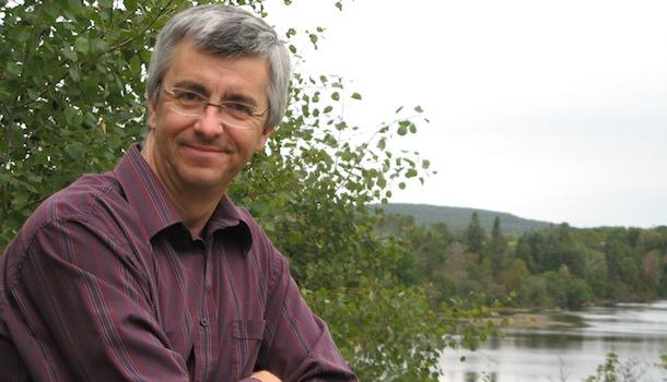 «Dans la peau de…» Denis Robitaille, auteur et voyageur dans le temps