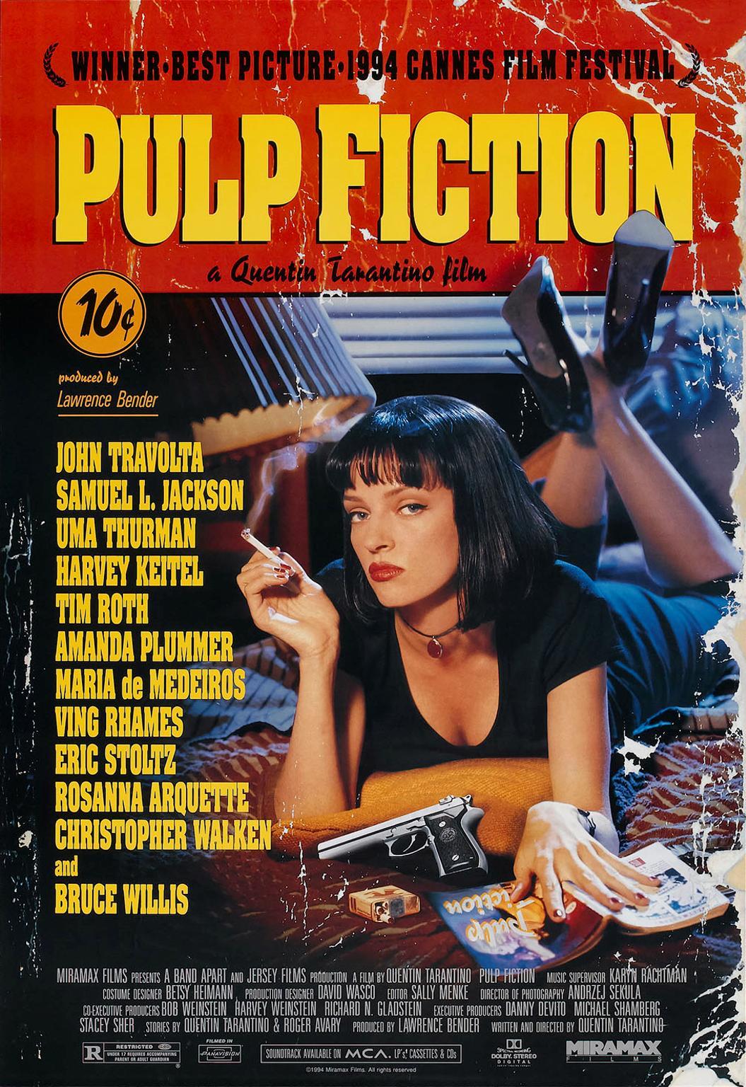 «Zoom sur un classique»: Pulp Fiction de Quentin Tarantino