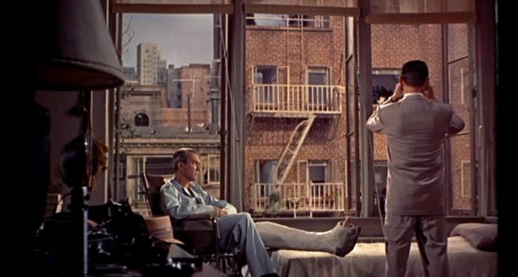 «Zoom sur un classique»: Rear Window d'Alfred Hitchcock