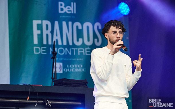 100 photos souvenirs de la 31e édition des Francos de Montréal