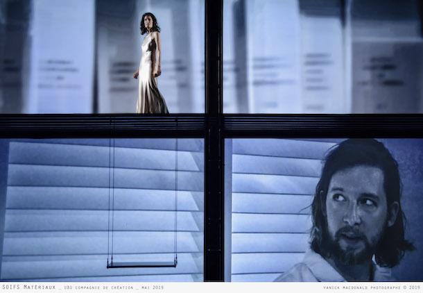 Le FTA présente «SOIFS Matériaux»: l'œuvre de Marie-Claire Blais au théâtre