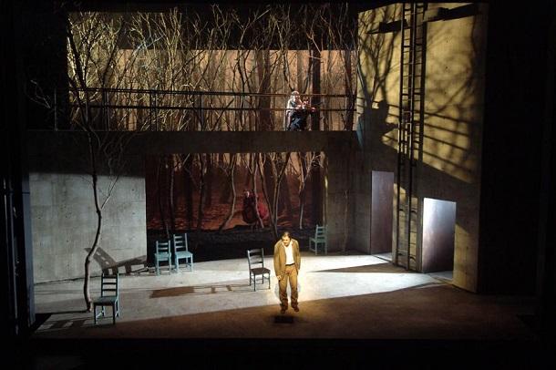 «Dans l'envers du décor»: le scénographe Jean Bard