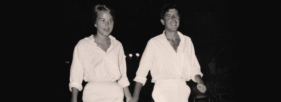 4 laissez-passer doubles à gagner pour l'avant-première du film «Marianne & Leonard: Words of Love» au Cinéma du Parc