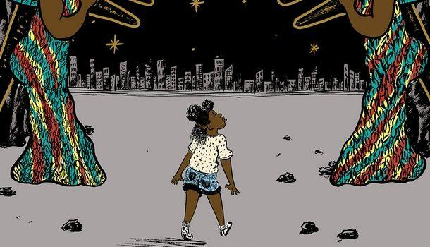 «Hot Comb», un roman graphique d'Ebony Flowers