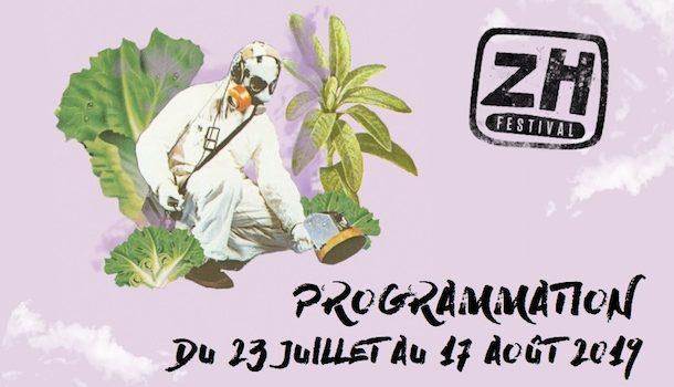 La 11e édition du ZH Festival: découvrez une programmation originale et emballante!