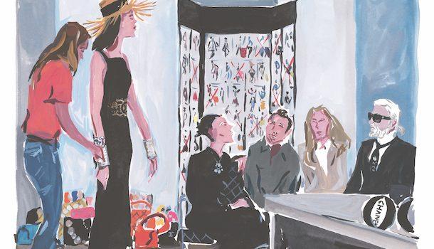 «Créateur d'influences»: découvrez les métiers d'art dans les coulisses de Chanel