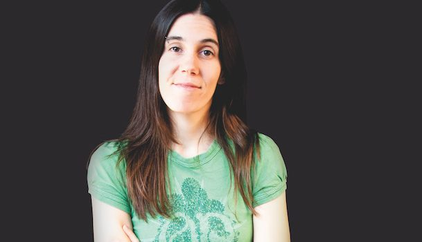 «Dans la peau de…» Emilie Ouellette, humoriste bienveillante au service de la famille