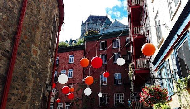 Offrez-vous une petite virée familiale à Québec avant la fin de l'été