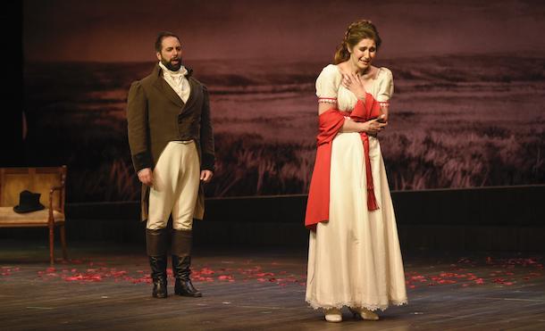 «Eugène Onéguine» de Tchaïkovski à l'Opéra de Montréal